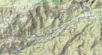 14 03 31 La Môle le barrage du Grand Noyer p